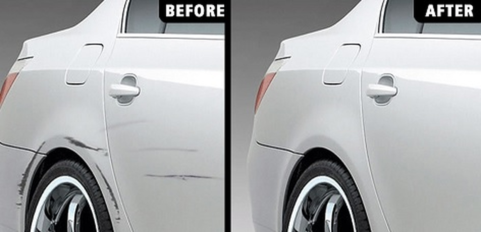 Scratch Repairs in Cheltenham by ABC Services
