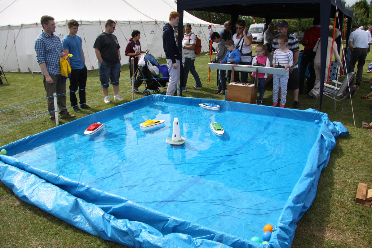 The Children's 'Have a Go' Pool